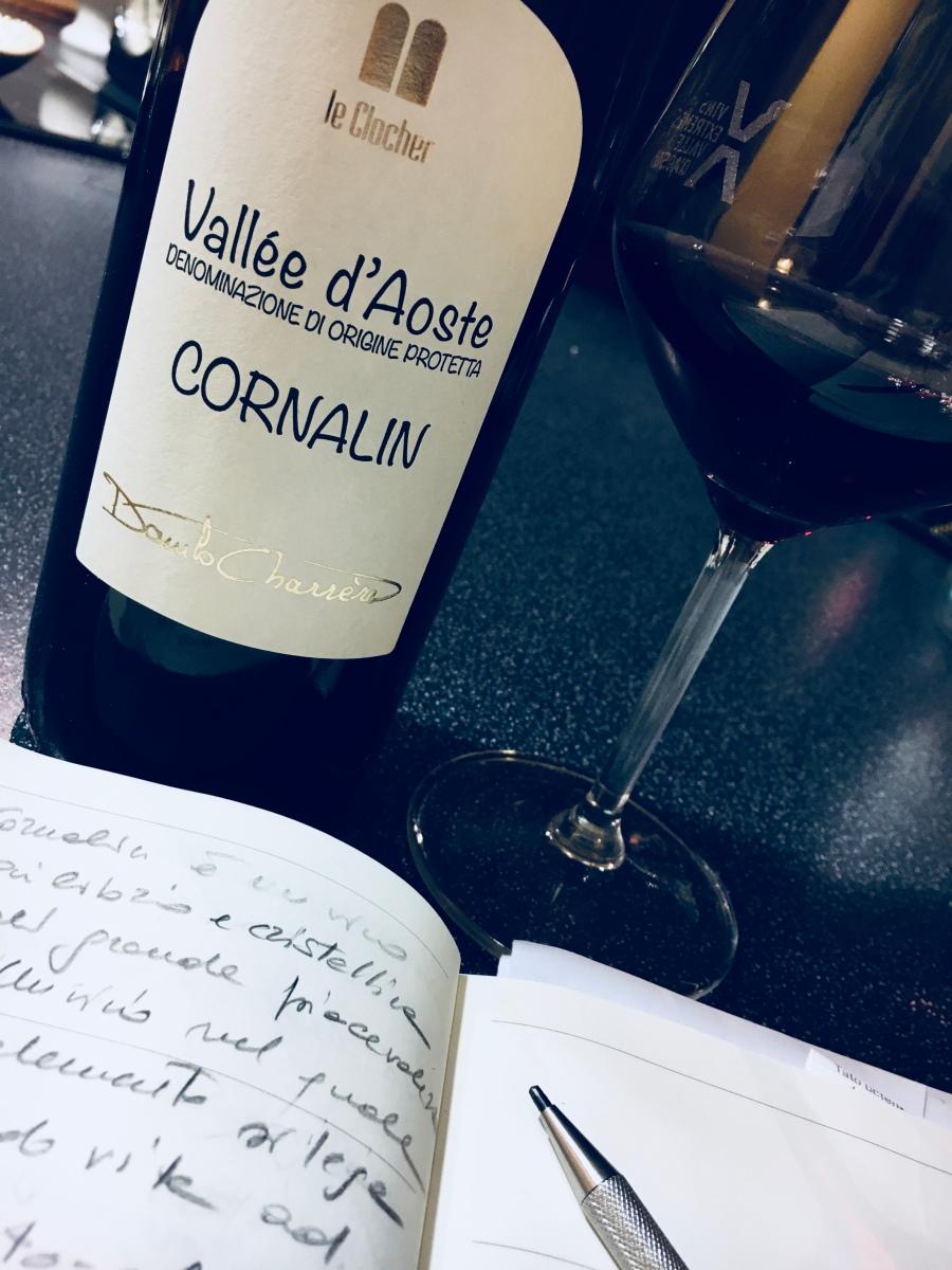 CORNALIN VALLÉE D'AOSTE DOP 2014 - LE CLOCHER DI DANILO CHARRÈRE